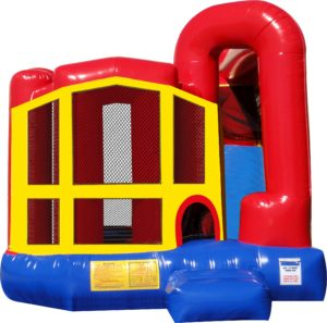 Jump-n-Slide Combo Bounce House Grand Rapids