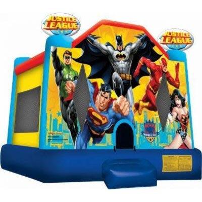 Superhero Bouncer