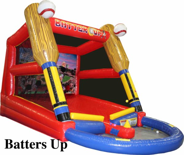 batters up t-ball inflatable rental