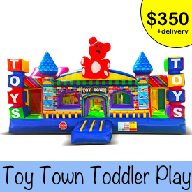 Toy Town Toddler Playland
